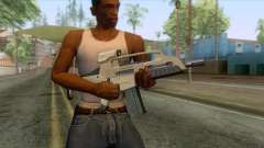 XM8 Compact Rifle Dust para GTA San Andreas