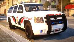 Chevrolet Suburban para GTA 4