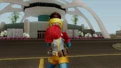 Marvel Future Fight - Moon Girl para GTA San Andreas
