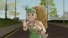 Pokemon - Hiker para GTA San Andreas