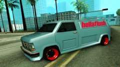 Burrift 2HD (Full VT) para GTA San Andreas