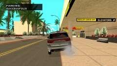 Parking Your Vehicle para GTA San Andreas