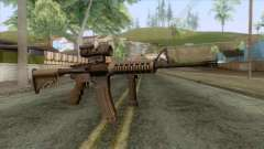 M4A1 with Aimpoint Sight para GTA San Andreas