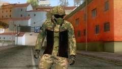 Outfit Smuggler Run - Skin Random 64 para GTA San Andreas