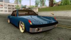 Porsche 914 1970 Slammed para GTA San Andreas