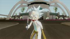 Rick And Morty: Rick Sanchez para GTA San Andreas