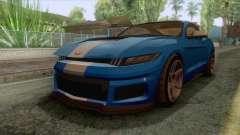 GTA 5 - Vapid Dominator GT350R para GTA San Andreas