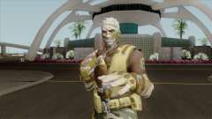 Overwatch Soldier 76 Commando 76 para GTA San Andreas