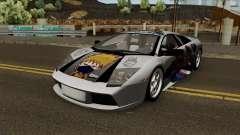 Lamborghini Mobile Legends Design para GTA San Andreas