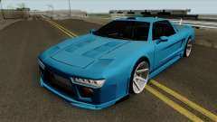 BlueRay Infernus CH1RON para GTA San Andreas