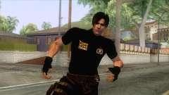 Leon Intel Cop Skin 2 para GTA San Andreas