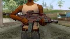 XM8 Compact Rifle Red para GTA San Andreas