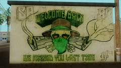GTA 5 Welcome Back SA 88 para GTA San Andreas