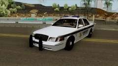 Ford Crown Victoria Sheriff Department Para Gta San Andreas