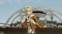 Annie Leonhart Shingeky no Kyojin para GTA San Andreas