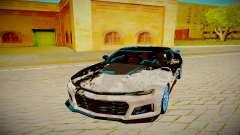 Chevrolet Camaro para GTA San Andreas
