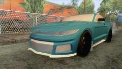 GTA 5 - Vapid Dominator para GTA San Andreas