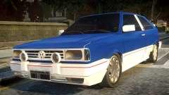 Volkswagen Gol GTS 1989 para GTA 4