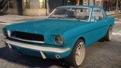 1965 Ford Mustang para GTA 4