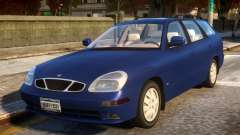 Daewoo Nubira II Kombi CDX US 2002 para GTA 4