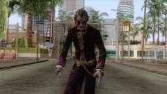 Batman Arkham City - Joker Skin v2 para GTA San Andreas