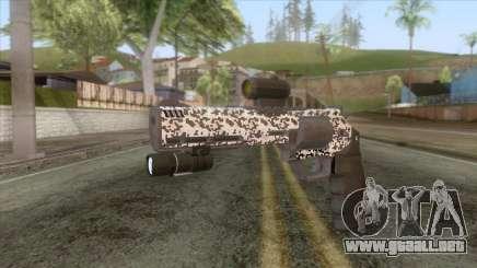 The Doomsday Heist - Revolver v1 para GTA San Andreas
