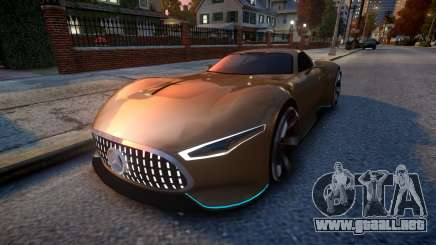 Mercedes-Benz AMG Vision GT para GTA 4