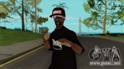 Gangster Ballas para GTA San Andreas