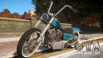 Daemon Mod para GTA 4