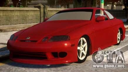 1993 Lexus SC para GTA 4