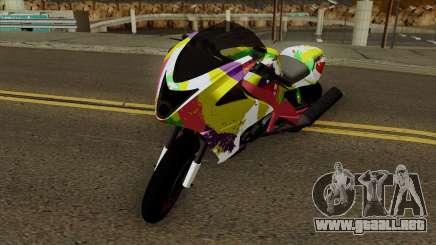 GTA V Hakuchou Drag para GTA San Andreas