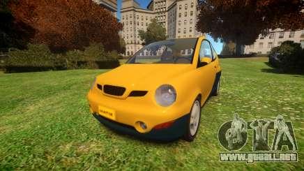 1997 Daewoo Matiz para GTA 4