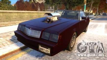 Sabre Quickfix - Cars para GTA 4