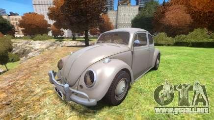 Volkswagen Fusca 1967 para GTA 4