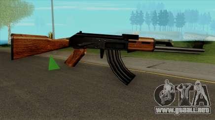 АК-47 Defecto HQ para GTA San Andreas