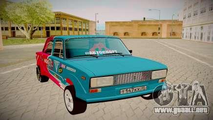 VAZ 2105-06 para GTA San Andreas
