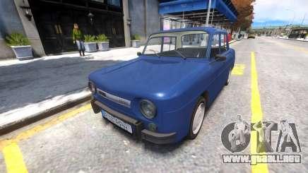 Dacia 1100 para GTA 4