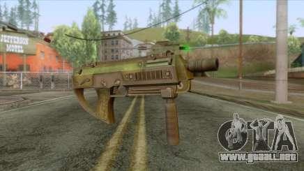 TEK Z-10 Submachine Gun para GTA San Andreas