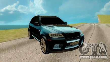 BMW Х5 para GTA San Andreas