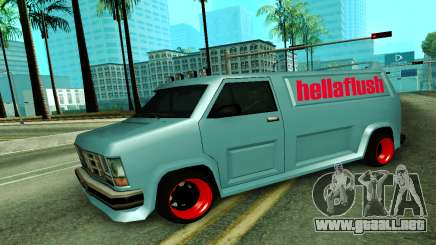 Burrift 2HD (Full VT) para GTA San Andreas