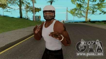 Goose Helmet (Mad Max) para GTA San Andreas