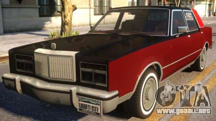 Schyster Greenwood FINAL para GTA 4