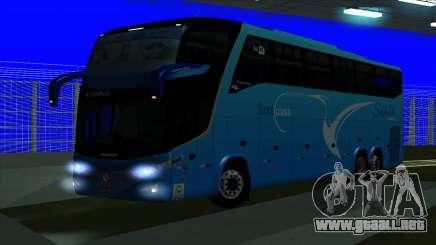 Autobús G7 1600 Ld Expresso Satélite Norte v 1.0 para GTA San Andreas