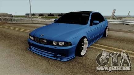 BMW M5 E39 2004 para GTA San Andreas