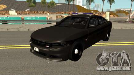 Dodge Charger RT Sheriff Department para GTA San Andreas