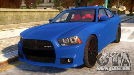 Dodge Charger SRT8 2013 Beta 0.9 para GTA 4