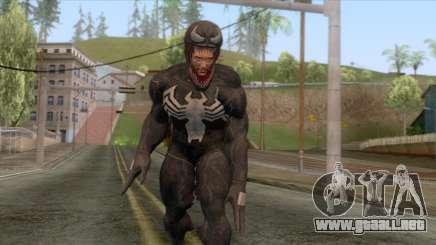 Tom Hardy as Venom Skin para GTA San Andreas