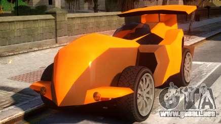 RC Car para GTA 4