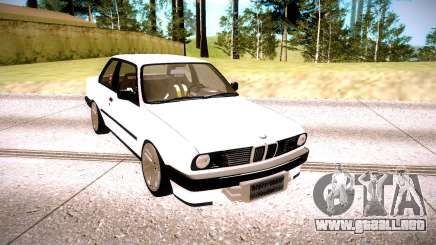 BMW M5 E30 para GTA San Andreas