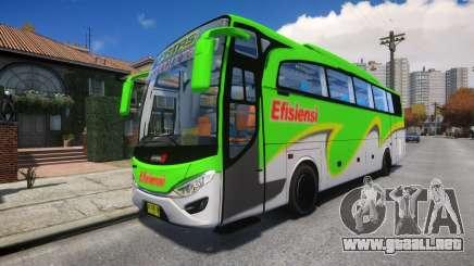 Adiputro Jetbus HD 2 para GTA 4